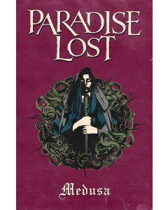 PARADISE LOST - Medusa - Posterflag / Posterfahne