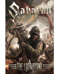 SABATON  - The Last Stand - Textile Poster / Posterflag