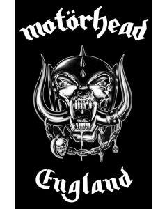 MOTÖRHEAD - England - Textile Poster / Posterflag