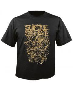 SUICIDE SILENCE - Gear Head - T-Shirt