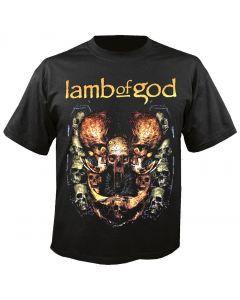 LAMB OF GOD - Shrine - T-Shirt