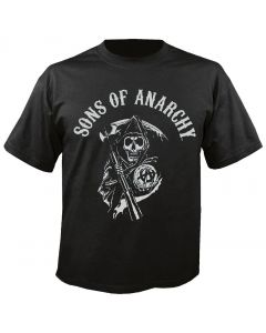 SONS OF ANARCHY - Reaper - Logo - T-Shirt