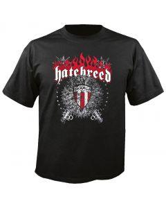 HATEBREED - Skull & Maces - T-Shirt