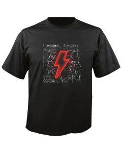 AC/DC - PWR-UP - Lightning - Amp - T-Shirt