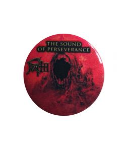 DEATH - The Sound of Perseverance - Button / Anstecker