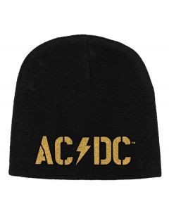 AC/DC - Pwr Up - Logo - embroidered - Beanie / Hat
