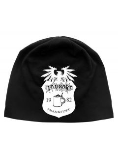 TANKARD - Crest - Light - Beanie