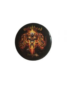 MOTÖRHEAD - Inferno - Button / Anstecker