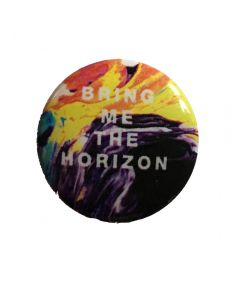 BRING ME THE HORIZON - Painted - Button / Anstecker