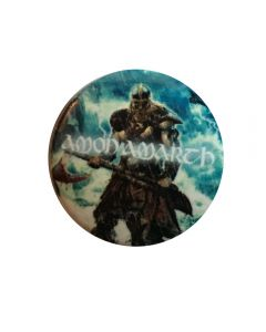 AMON AMARTH - Jomsviking - Button / Anstecker