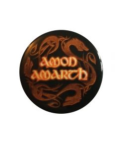 AMON AMARTH - Dragon - Button / Anstecker