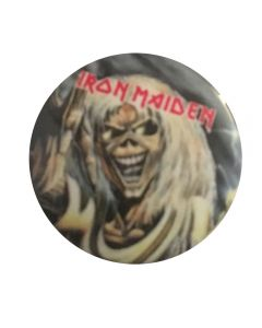 IRON MAIDEN - Eddie - The Number of the Beast - Button / Anstecker