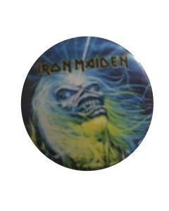 IRON MAIDEN - Eddie - Live after Death - Button / Anstecker