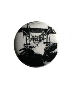 MAYHEM - Deathcrush - Button / Anstecker