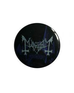 MAYHEM - De Mysteriis Dom Sathanas - Button / Anstecker