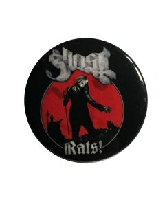 GHOST - Rats - Button / Anstecker