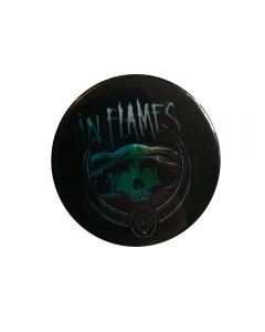 IN FLAMES - Battles - Cover - Button / Anstecker