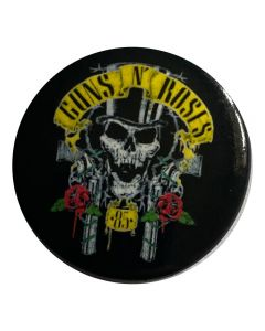 GUNS N ROSES - Top Hat - Button / Anstecker