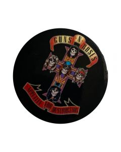 GUNS N ROSES - Appetite for Destruction - Button / Anstecker