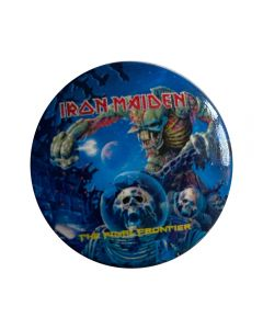 IRON MAIDEN - The Final Frontier - Button / Anstecker
