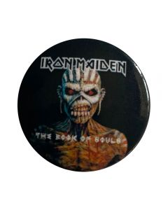 IRON MAIDEN - The Book of Souls - Button / Anstecker