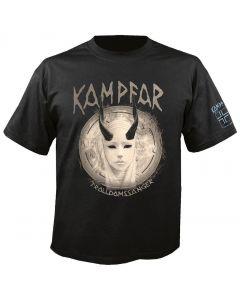 KAMPFAR - Trolldomssanger - T-Shirt
