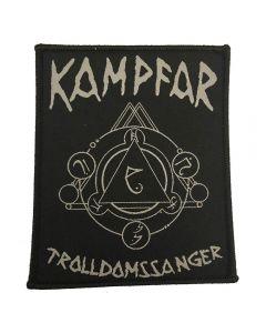 KAMPFAR - Trolldomssanger - Patch / Aufnäher