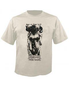 AGATHOCLES - RESTOS HUMANOS - restos agathos - T-Shirt