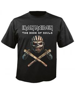 IRON MAIDEN - The Book of Souls - Axe - T-Shirt