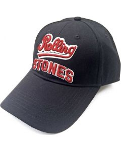 THE ROLLING STONES - Team Logo - Snapback - Base Cap