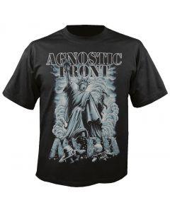 AGNOSTIC FRONT - Liberty - T-Shirt