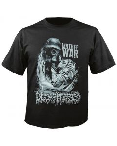 DECAPITATED - Mother War - T-Shirt