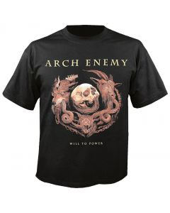 ARCH ENEMY - Will to Power - T-Shirt