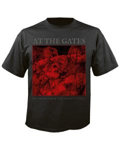 AT THE GATES - To Drink From the Night Itself - T-Shirt