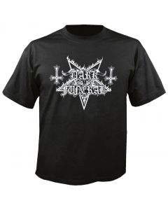 DARK FUNERAL - Logo - Black - T-Shirt