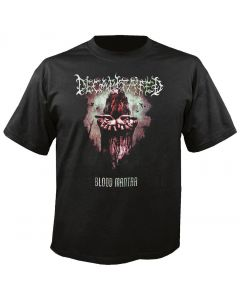 DECAPITATED - Cover - Blood Mantra - T-Shirt