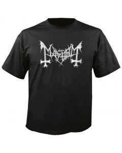 MAYHEM - Distressed - Logo - T-Shirt