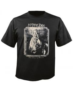 MY DYING BRIDE - The ghost of Orion - Woodcut - T-Shirt