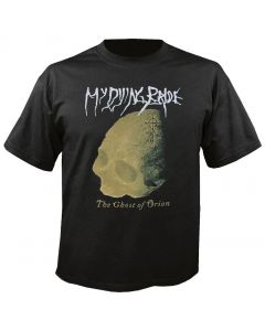 MY DYING BRIDE - The ghost of Orion - Skull - T-Shirt