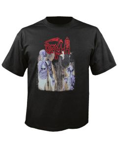 DEATH - Human - Black - T-Shirt