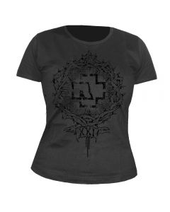 RAMMSTEIN - Ornament - Charcoal - GIRLIE - Shirt