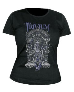 TRIVIUM - Durga - GIRLIE - Shirt