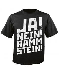 RAMMSTEIN - Ramm 4 - T-Shirt