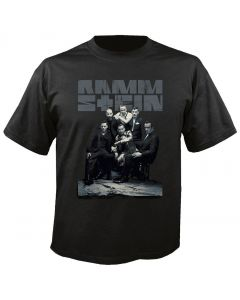 RAMMSTEIN - Band Photo - T-Shirt