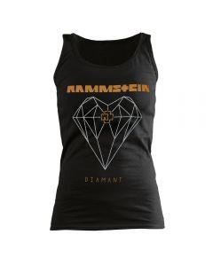 RAMMSTEIN - Diamant - GIRLIE - Tank Top Shirt
