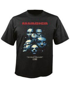 RAMMSTEIN - Sehnsucht - T-Shirt