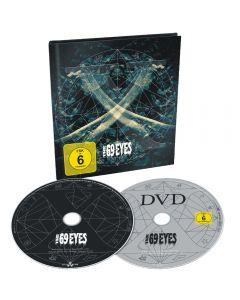 THE 69 EYES - X - DIGI + DVD