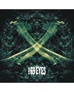 THE 69 EYES - X - CD
