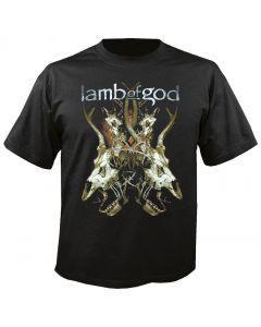 LAMB OF GOD - Tangled Bones - T-Shirt
