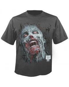 THE WALKING DEAD - Walker Face - Jumbo - T-Shirt